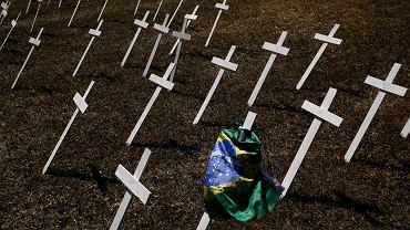 Koronawirus w Brazylii. Liczba zakażonych zbliża się do dwóch milionów (zdjęcie ilustracyjne)