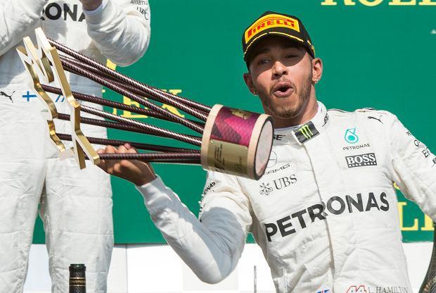 Grand Prix Kanady. Lewis Hamilton wygrał po raz 56. w karierze