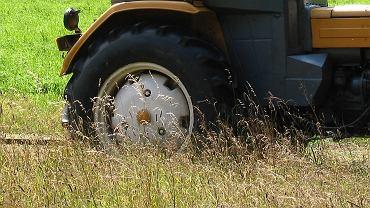 Traktor. Zdjęcie ilustracyjne