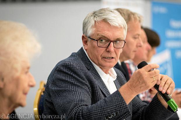 Prof. Andrzej Bochenek.Podsumowanie akcji Długowieczni