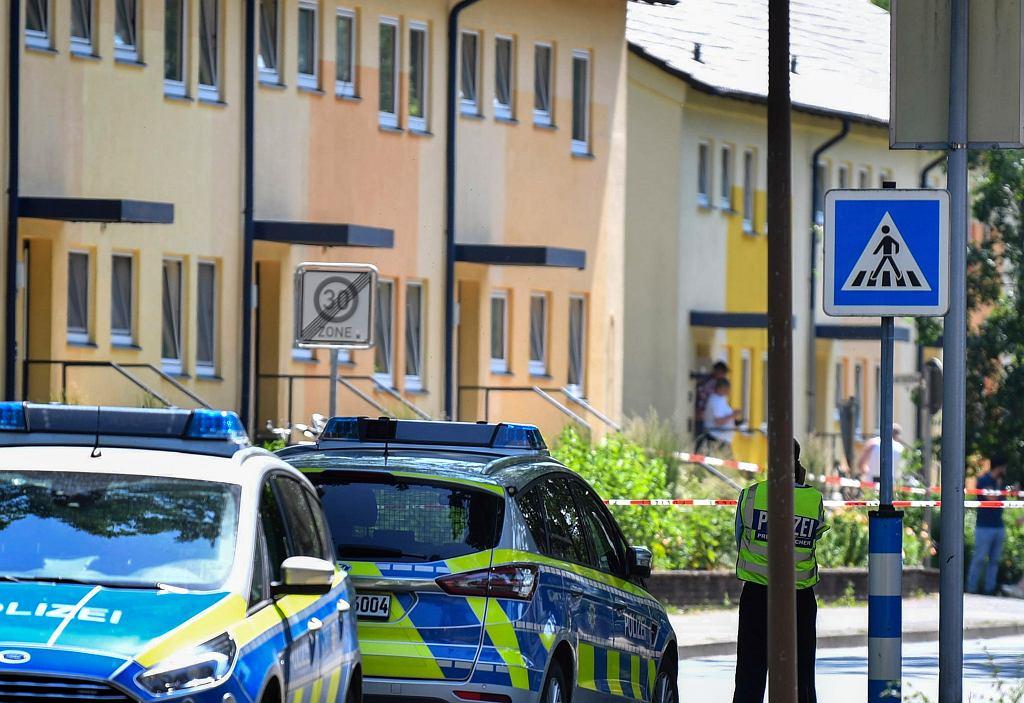 Strzelanina w Espelkamp