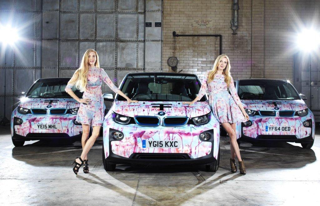 BMW i3 i siostry Felder