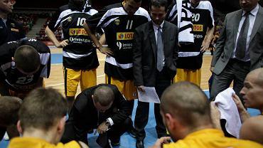 Koszykarze Trefla Sopot nie dali szans Startowi Gdynia