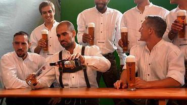 Bayern Monachium po losowaniu 1/4 finału LM
