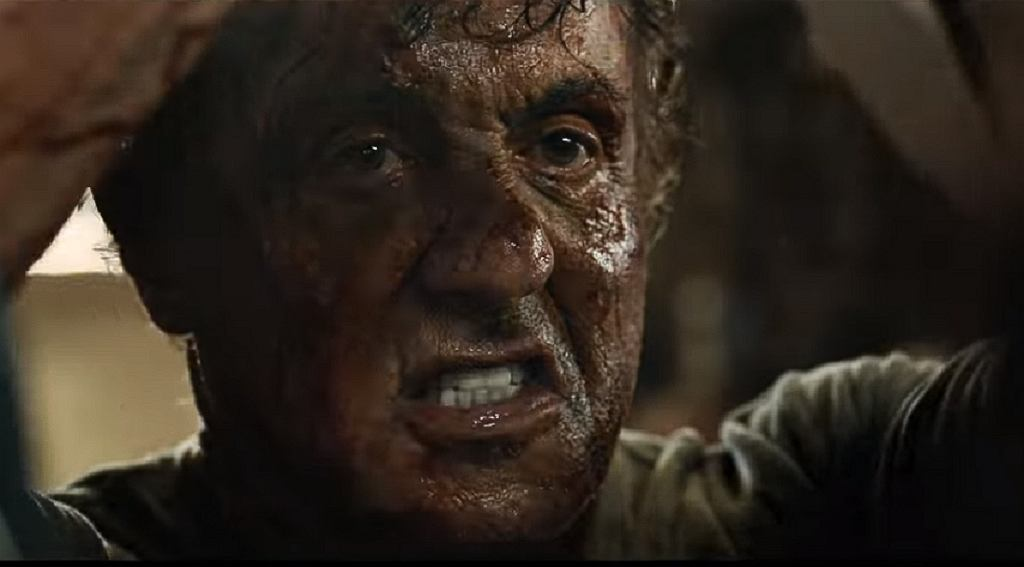 Rambo: Last Blood (2019 Movie) Official TV Spot 'OLD SCHOOL' - Sylvester Stallone