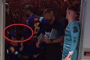 Wyciekło nagranie z szatni Barcelony! Obraz nędzy i rozpaczy [WIDEO]