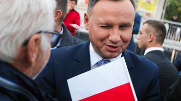 Andrzej Duda podpisał ustawę o wolnym 12 listopada