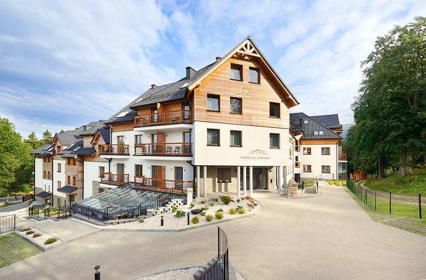 Forest Ski Hotel w Szklarskiej Porębie