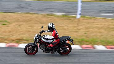 Suzuki Moto Szkoła, autodrom Pomorze