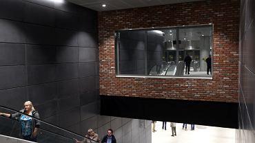 Stacja Szwedzka na drugiej linii metra