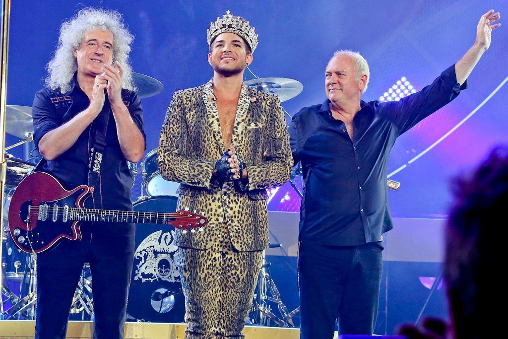 Koncert Queen i Adama Lamberta w Kanadzie