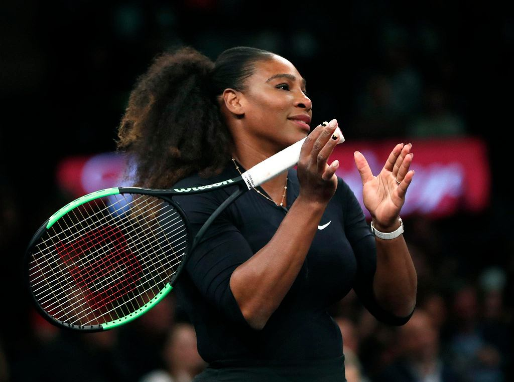 Tie Break Tens w Nowym Jorku. Serena Williams