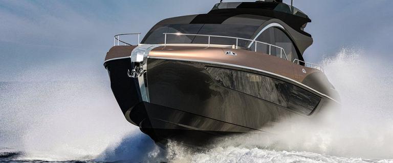 Lexus pokazał luksusowy jacht za 3,6 mln dolarów. Na pokładzie trzy sypialnie i klimatyzacja