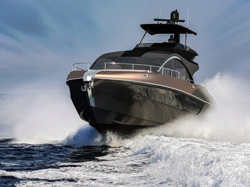 Jacht Lexusa