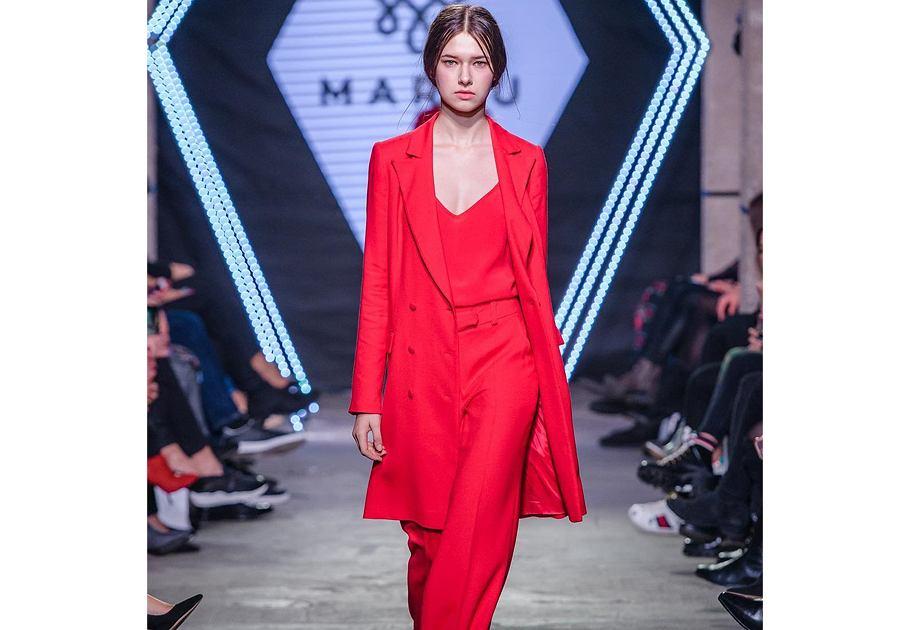 Grupę Mentorów na KTW Fashion Week reprezentowała m.in. marka Marlu