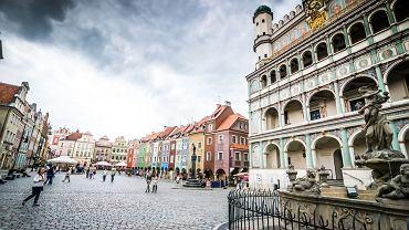 Poznań - idealny do odkrywania w zimowy weekend
