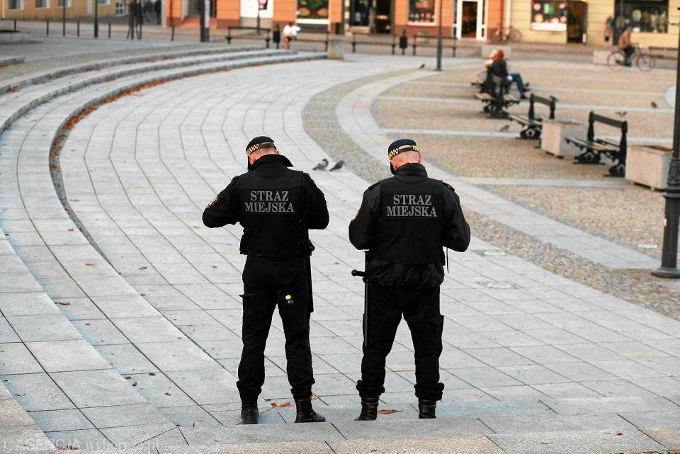 Strażnicy miejscy