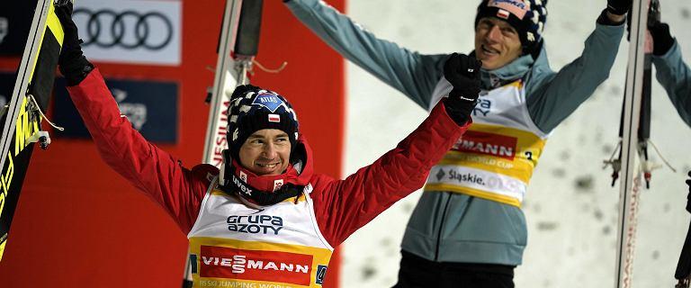 Skoki narciarskie. Kamil Stoch zestresował Stefana Horngachera
