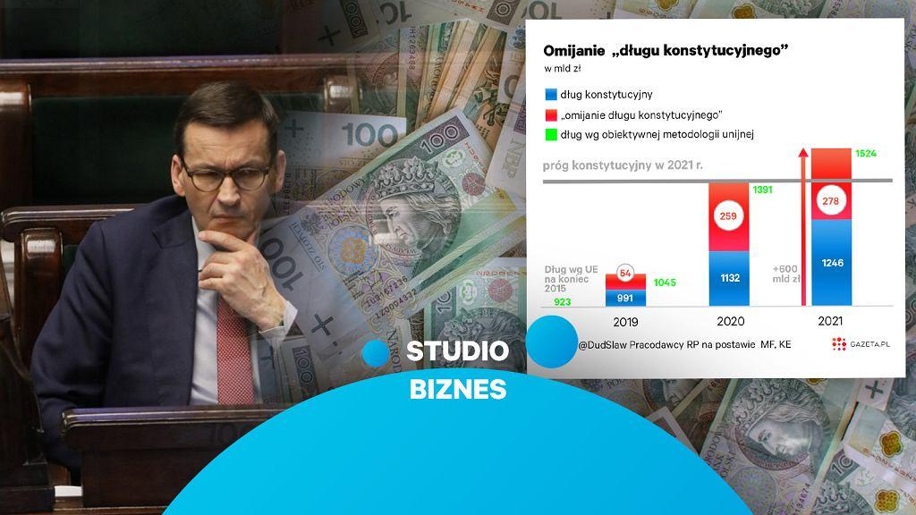 Czy rząd wprowadzi nowe podatki? 'Studio Biznes' zaprasza