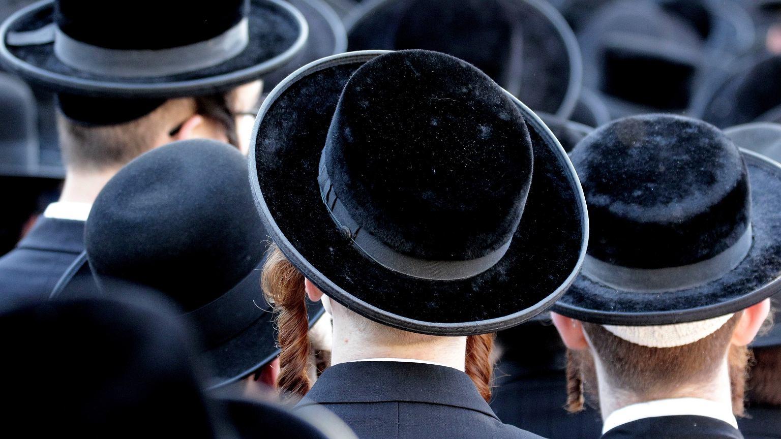 Tłum Żydów