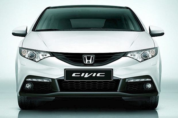 Honda Civic z pakietem Aero Pack