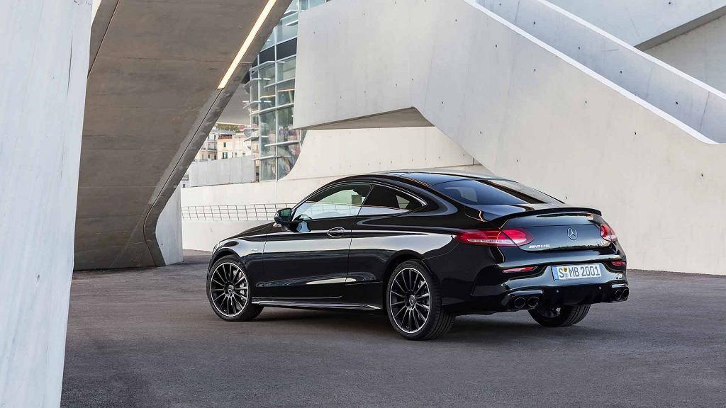 Mercedes-Benz Klasy C Coupe 2018