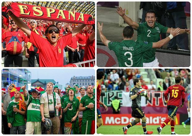 Hiszpania - Irlandia