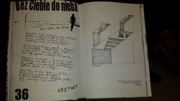 Aresztanci Wydali Tomik Poezji Powiew Wolności Z Aresztu