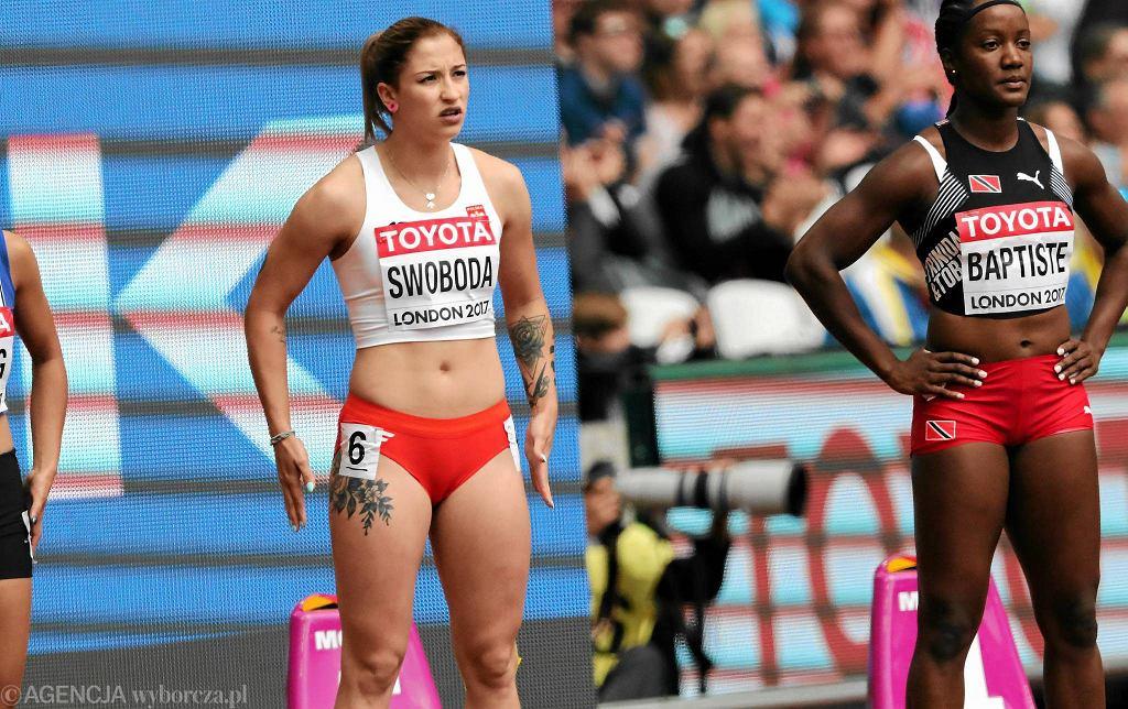 - Rozpłakałam się, kiedy się dowiedziałam, że mam awans - mówiła Ewa Swoboda przed kamerą TVP. Polkę bardzo wiele kosztowały eliminacje w biegu na 100 metrów podczas lekkoatletycznych MŚ w Londynie.