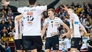 Siatkarze Trefla Gdańsk wygrali w Zawierciu 3:0
