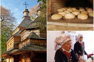 Majówka lub wakacje na Podkarpaciu. 10 zaskakujących atrakcji dla... znudzonych Polską