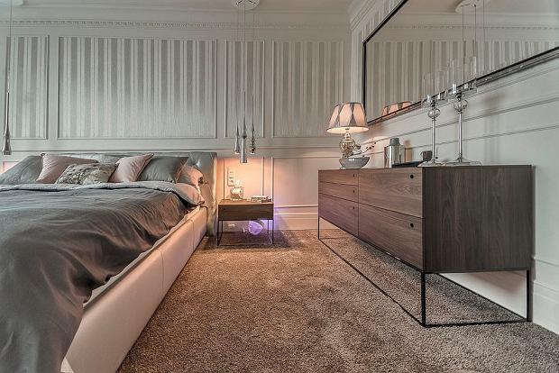 Eklektyczny apartament w Krakowie