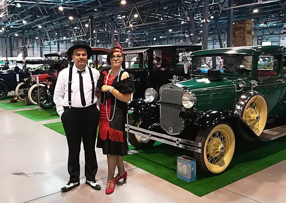 Agata i Robert Hendzel zakładają w Będzinie muzeum Forda, pierwsze w Polsce