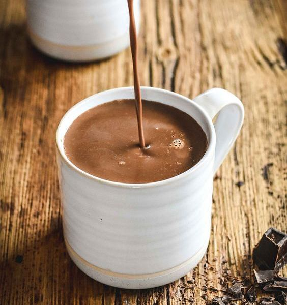 Gorąca czekolada