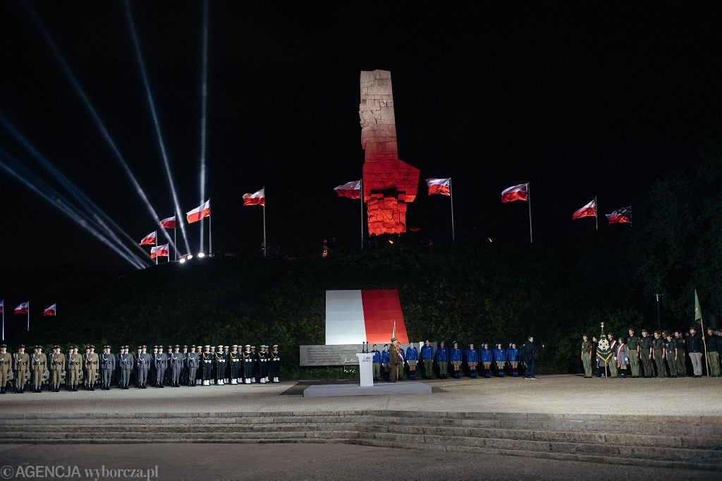 82. rocznica wybuchu II wojny światowej. Obchody na Westerplatte