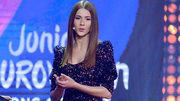 Roksana Węgiel otworzyła Eurowizję Junior 2019 w bardzo krótkiej sukience. Fani zachwyceni: Co za nogi!