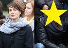 Gwiazdy BEZ MAKIJAŻU  na proteście w obronie praw zwierząt. Tylko Włodarczyk się wyłamała