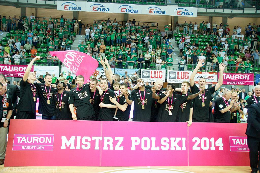 Turów mistrzem Polski