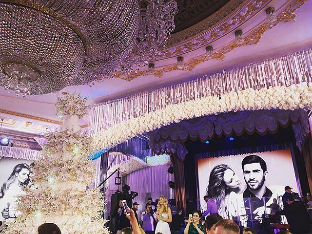 Zdjęcie numer 4 w galerii - Syn miliardera wziął ślub. Wśród gości znalazł się nawet prezydent