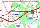 Autostrada A2 rusza na wschód. Pierwszy z trzech odcinków między Mińskiem a Siedlcami coraz bliżej