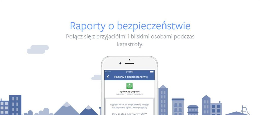 Raporty o bezpieczeństwie - Facebook