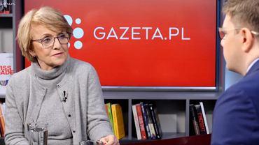 Rozmowa o brexicie z prof. Danutą Hübner