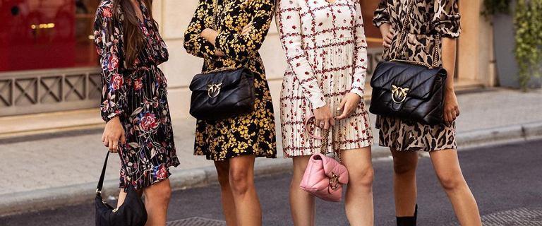 Największa wyprzedaż Pinko w tym sezonie! Zjawiskowe kurtki, sukienki i buty kupisz za ułamek pierwotnej ceny