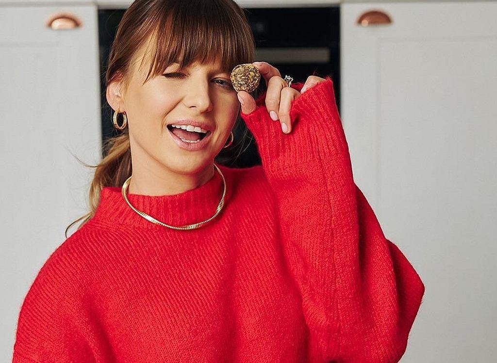Anna Lewandowska podała przepisy na proste dania w wersji fit
