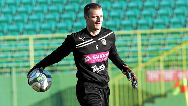 Do końca 2014 roku piłkarzem Śląska będzie Wojciech Pawłowski