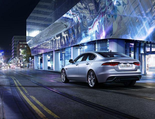 Jaguar XE facelifting 2019
