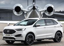 SUV szyty na miarę - przyglądamy się wszystkim wersjom nowego Forda Edge