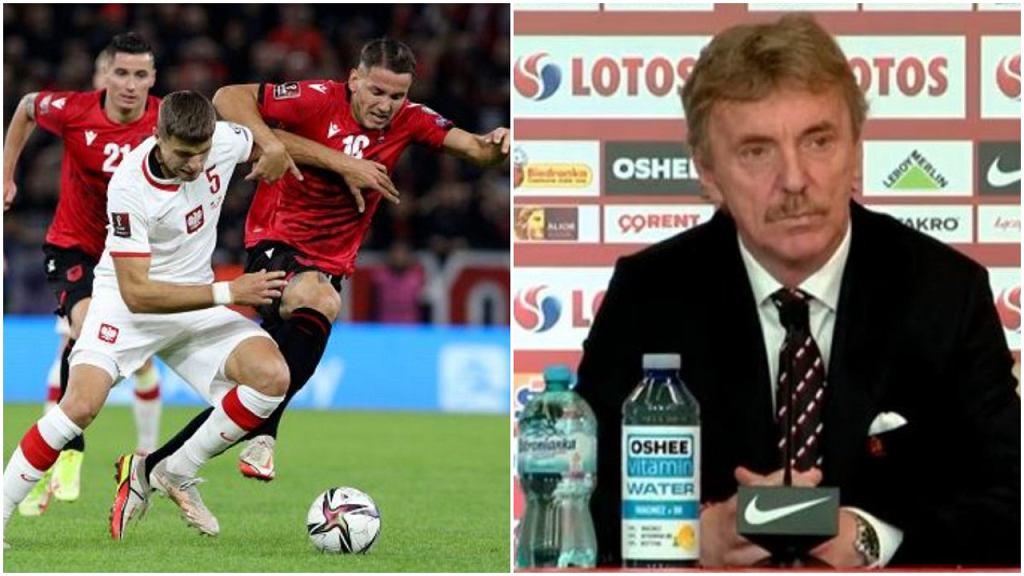 Zbigniew Boniek skomentował wynik meczu Albania - Polska