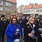 Adamowicz i Kidawa-Błońska kwestują w Gdańsku