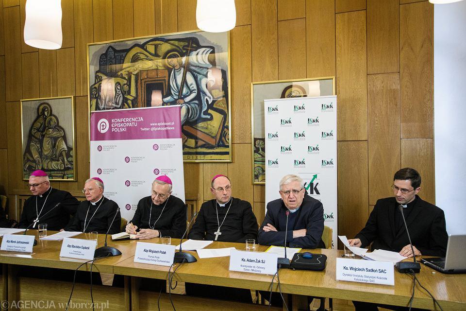 Podsumowanie 382 zebrania plenarnego episkopatu Polski